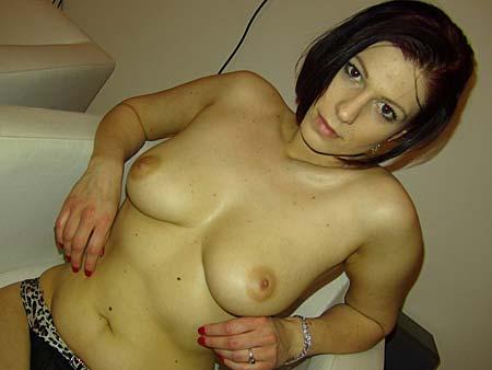 Brünettes Amateur Livegirl